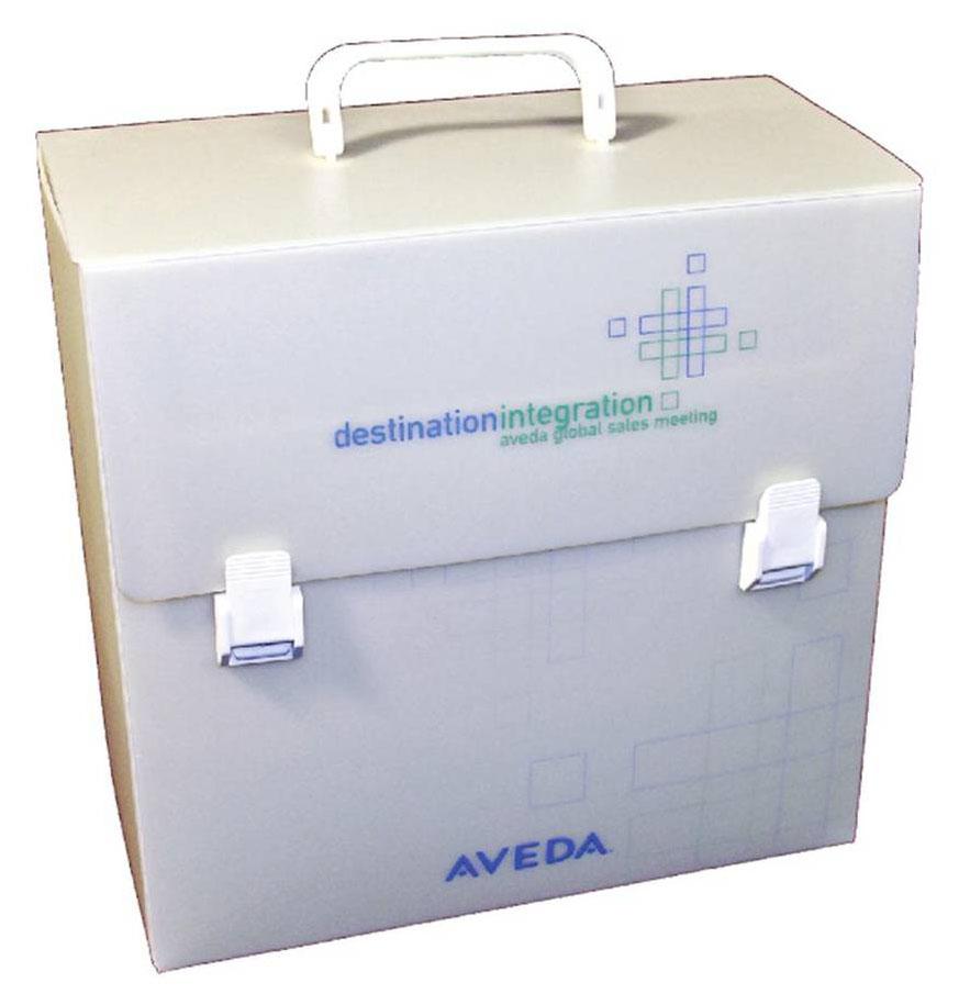 Aveda Presentation Tote, PE PCR