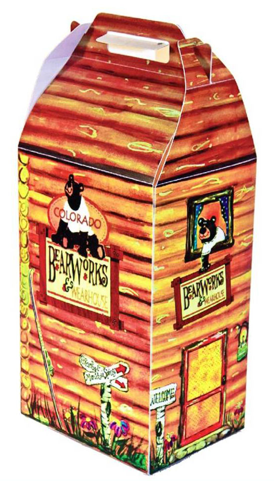 BearWorks Totebox, PE White
