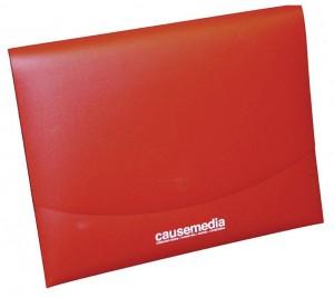 Cause Media Folder, PE Red