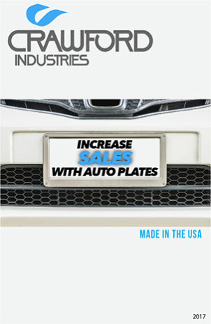 Auto Plates