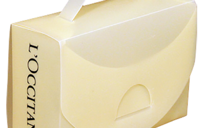 L'Occitane Gift box, PE PCR Tint