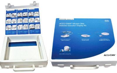Roche Accu-Chek Kit, PE White