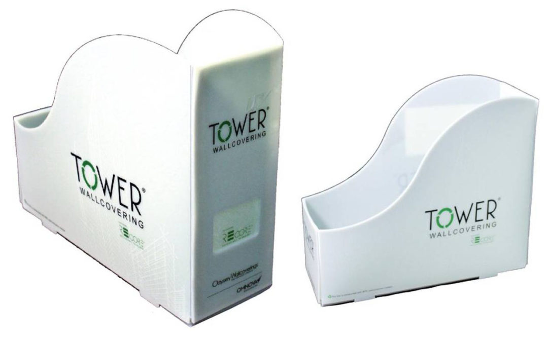 Tower Wallcovering Slipcases, PE Frost
