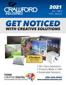 Get Noticed With Creative Solutions 2021